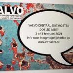 Verslag meeting 'Salvo gaat digitaal'